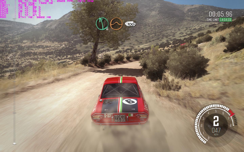 Скриншот DiRT Rally [v 1.1] (2015) PC