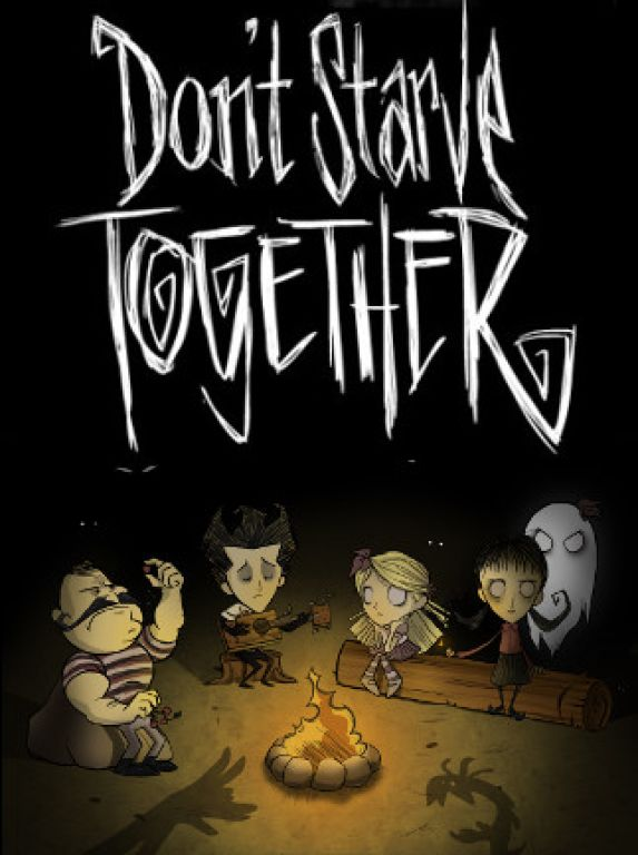 Don't Starve Together [Buld 206317] (2013) PC