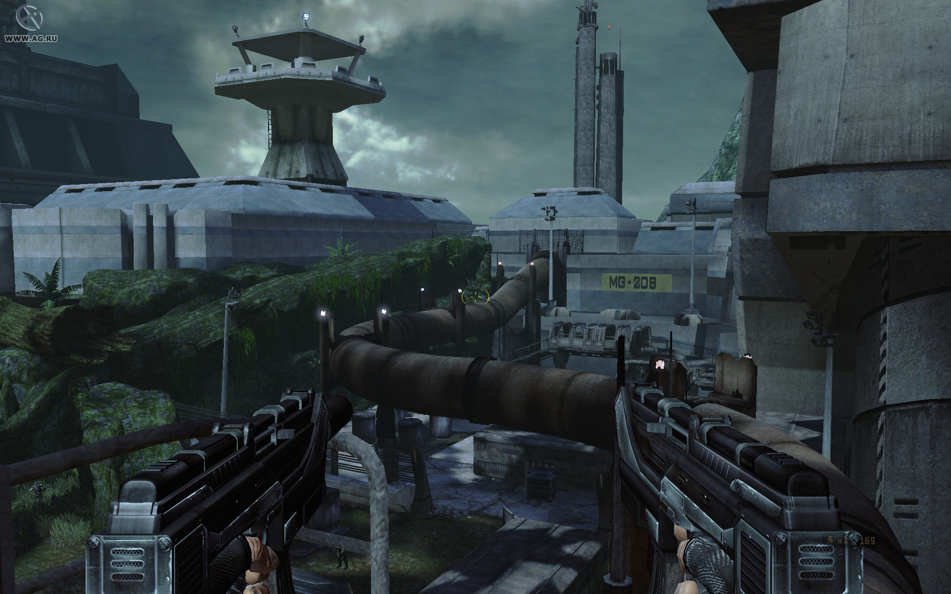 Скриншот Турок / Turok (2008) PC   Rip от R.G. Механики
