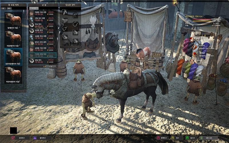 Скриншот Black Desert (2015) PC