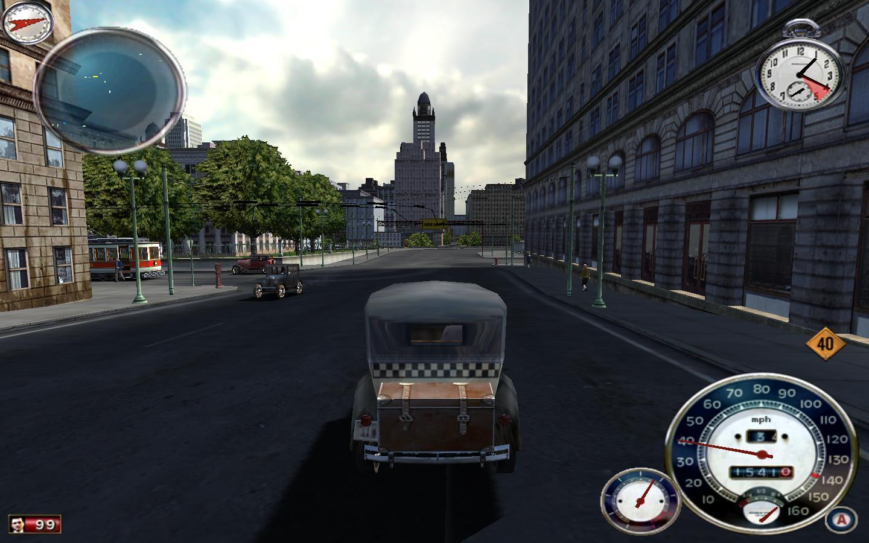 Скриншот Мафия / Mafia: The City of Lost Heaven [v1.3] (2002) PC