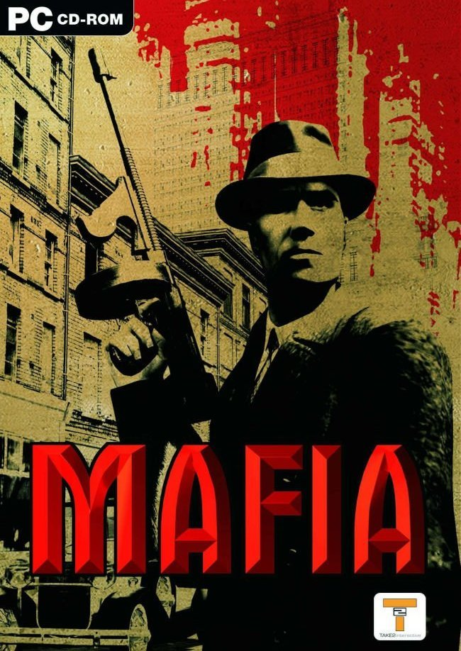 Мафия / Mafia: The City of Lost Heaven [v1.3] (2002) PC