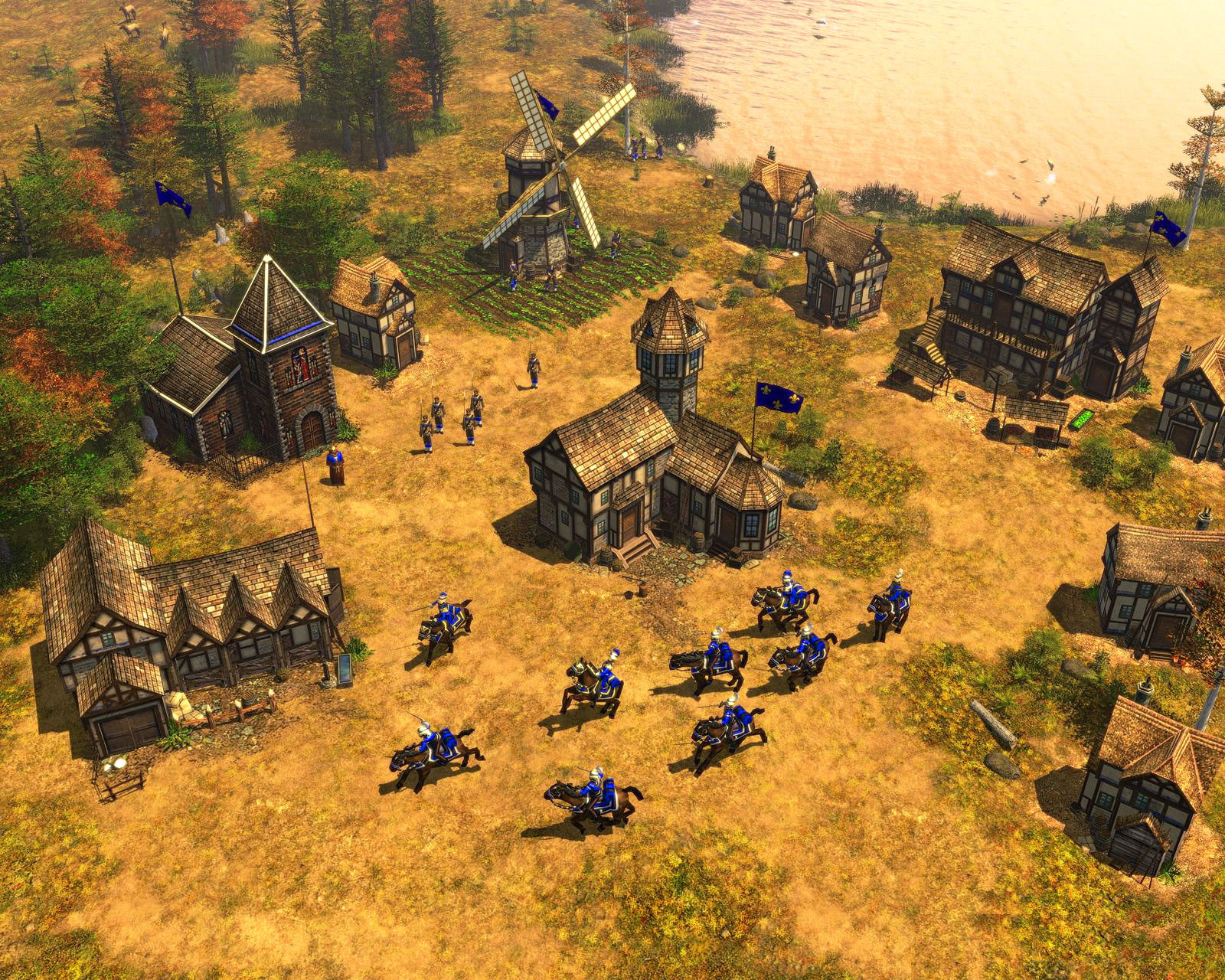 Скриншот Age of Empires 3 - Complete Collection (2005-2007) PC