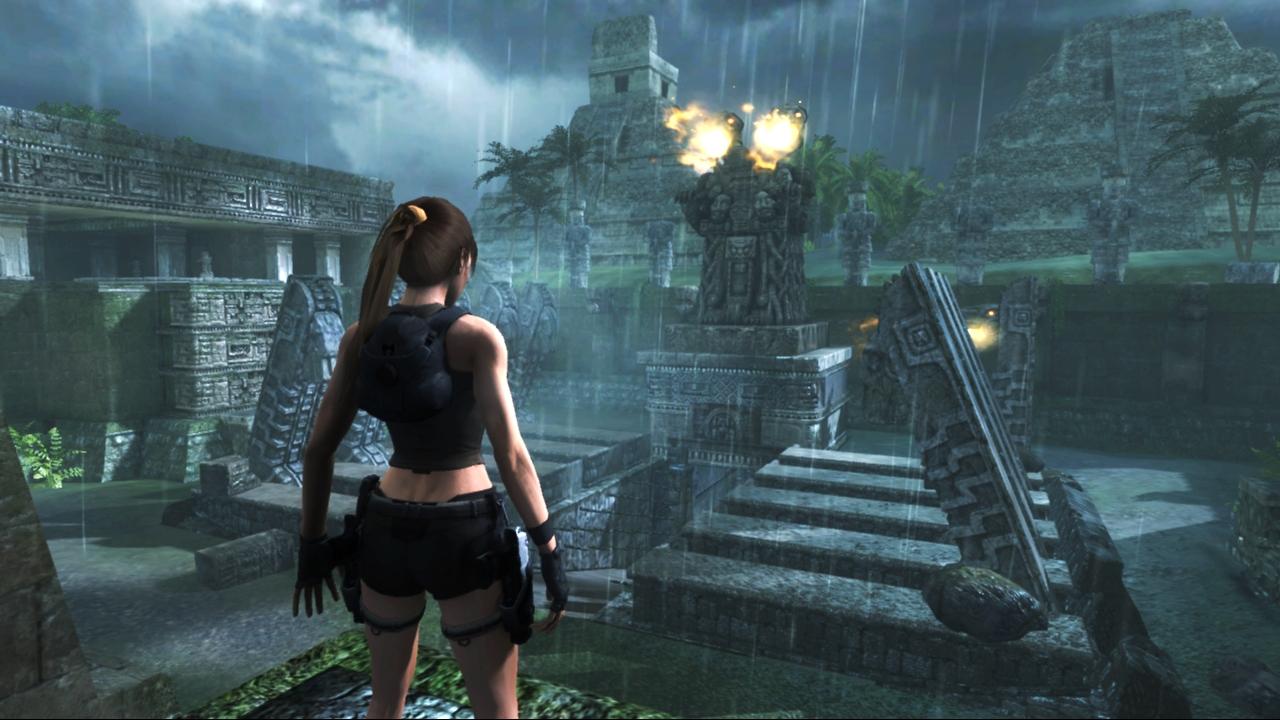 Скриншот Tomb Raider: Underworld (2008) PC | RePack от R.G. Механики