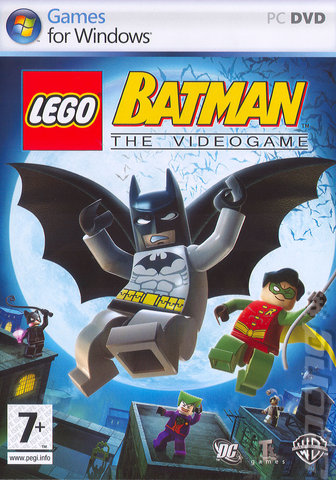 LEGO Batman (2008) PC