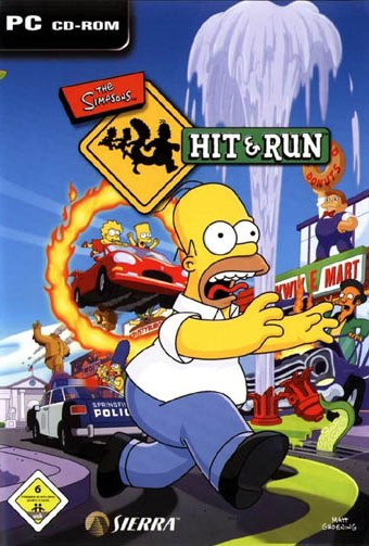 The Simpsons: Hit & Run (2003) PC