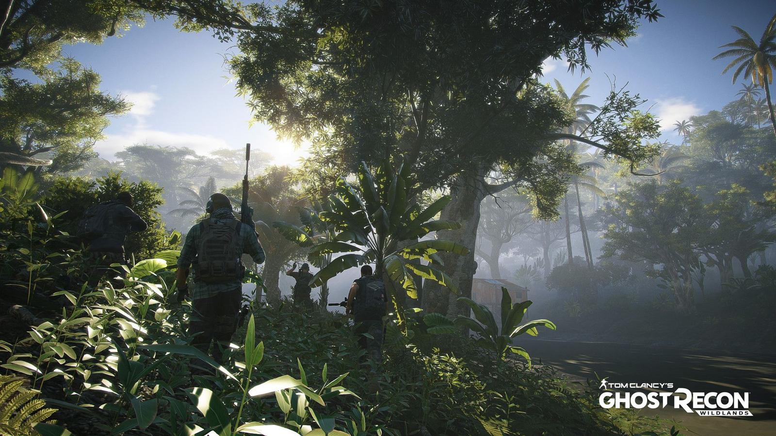 Скриншот Tom Clancy's Ghost Recon: Wildlands (2017) PC