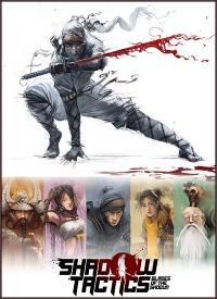 Shadow Tactics: Blades of the Shogun [v 1.2.1.f] (2016) PC | RePack от R.G. Механики