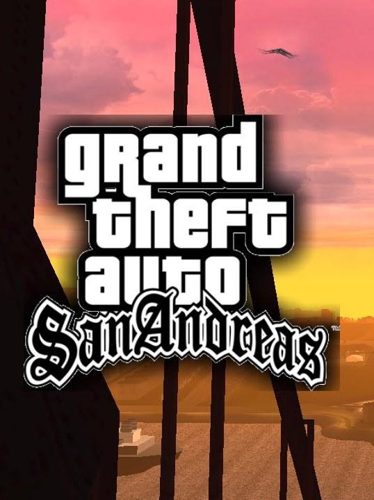 GTA San Andreas Паркур (2008) PC