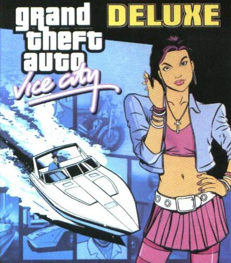 GTA Vice City Deluxe (2005) PC