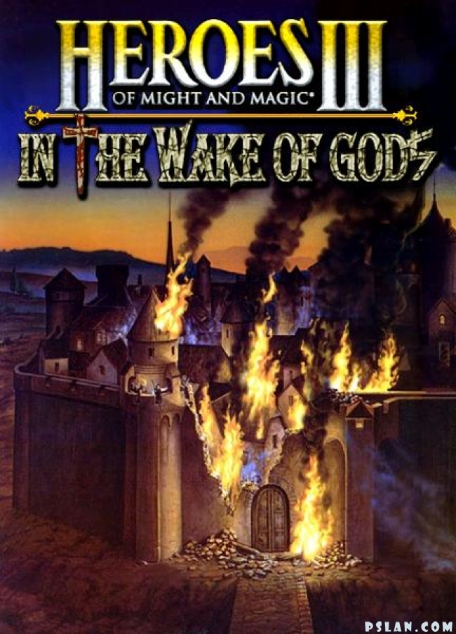 Heroes of Might and Magic 3.58f In The Wake Of Gods (2004) PC