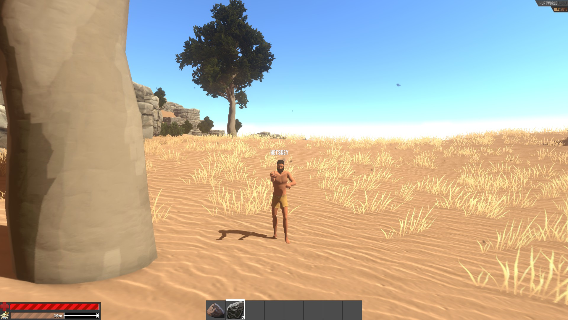 Скриншот Hurtworld [0.3.8.4] (2015) PC