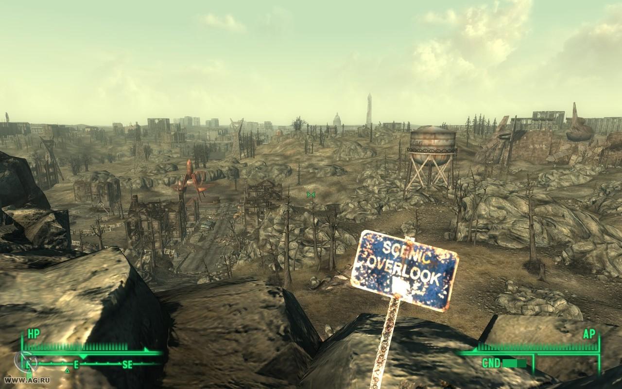 Fallout 3.золотое издание прохождение