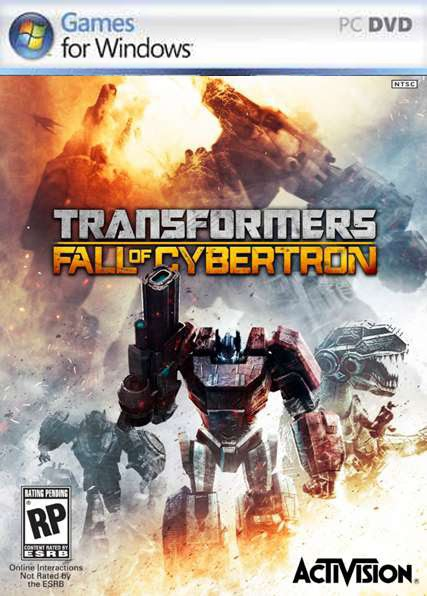 Transformers: Fall Of Cybertron (2012) PC | RePack от R.G. Catalyst