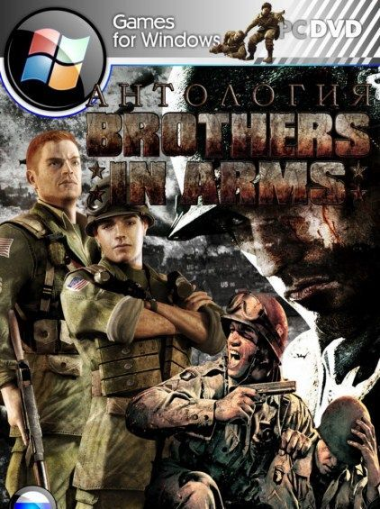 Brothers in Arms - Антология (2005-2008) PC | Rip от R.G. Механики