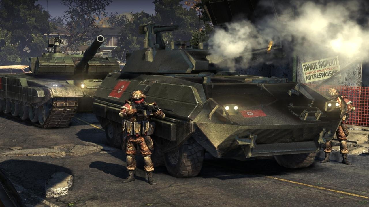 Скриншот Homefront: Ultimate Edition (2011) PC   RePack от R.G. Механики