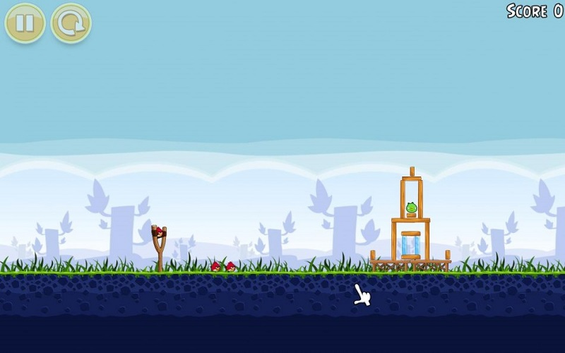 Скриншот Angry Birds: Anthology (2013) PC
