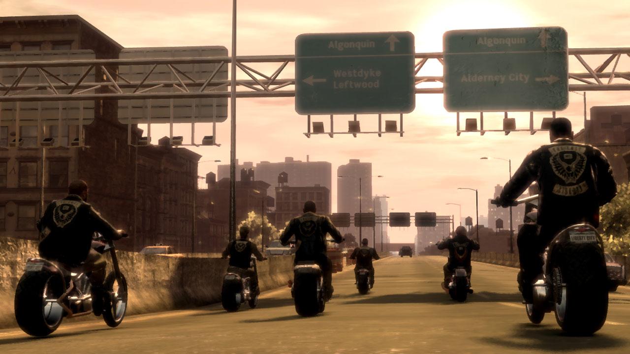 Скриншот Grand Theft Auto IV: Episodes From Liberty City (2010) PC