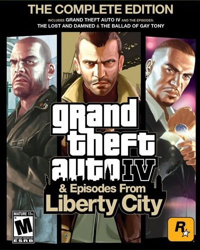 Grand Theft Auto IV: Episodes From Liberty City (2010) PC