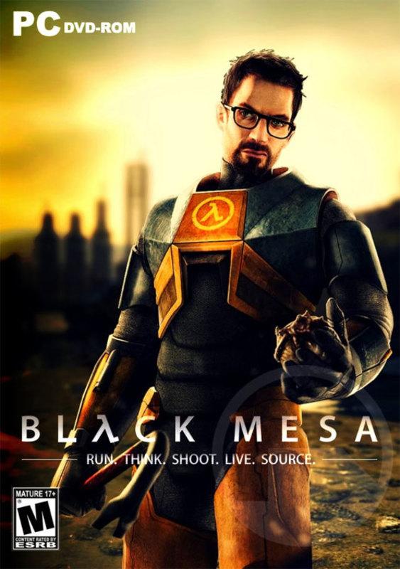 Black Mesa [v0.4.1 HF2] (2015) PC