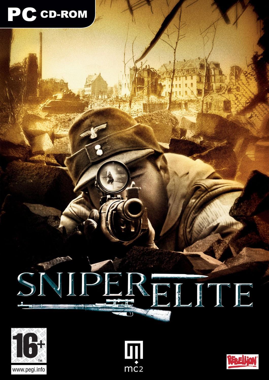 Sniper Elite (2005) PC