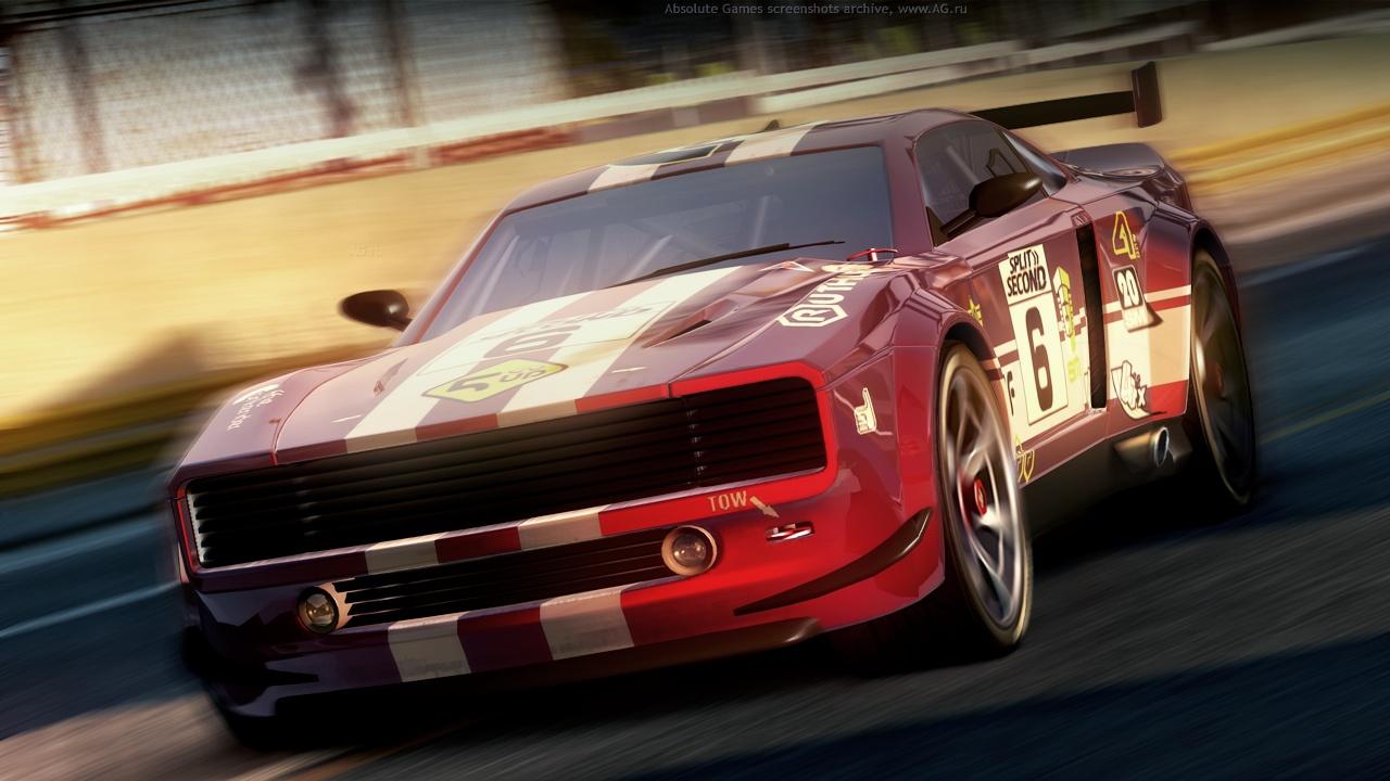 Скриншот Split Second: Velocity (2010) PC | RePack от R.G. Механики