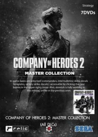 Company of Heroes 2: Master Collection [v 4.0.0.21701 + DLC's] (2014) PC | RePack от R.G. Механики