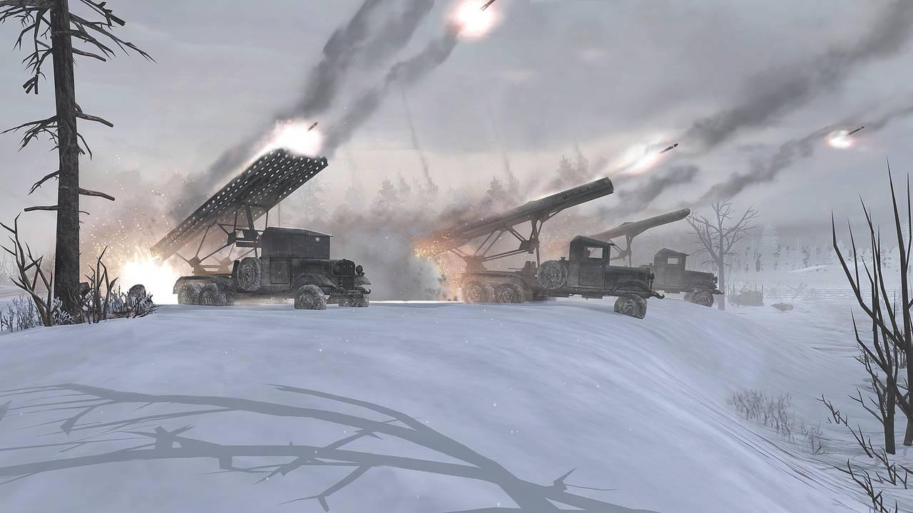 Скриншот Company of Heroes 2: Master Collection [v 4.0.0.21701 + DLC's] (2014) PC | RePack от R.G. Механики