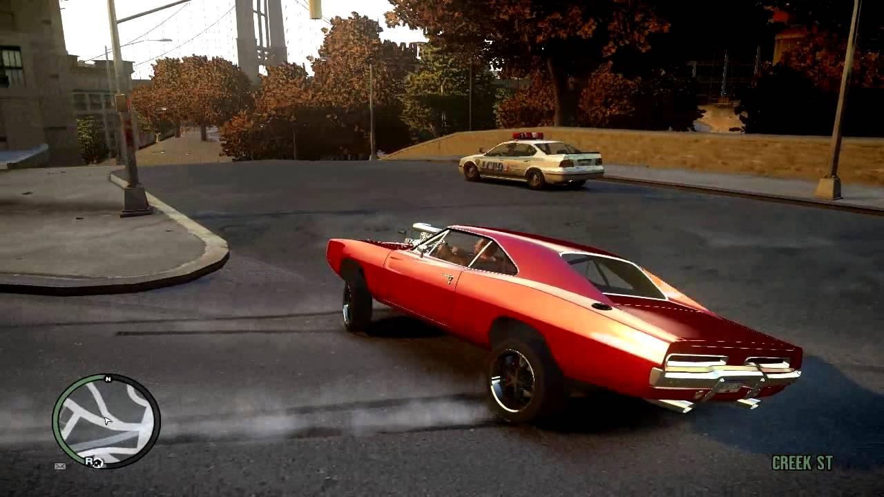 Скриншот GTA IV: Ultra Mod (2012) PC