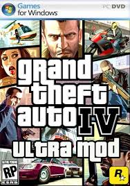 GTA IV: Ultra Mod (2012) PC