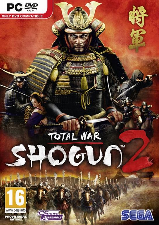 Shogun 2: Total War - Золотое издание (2011) PC