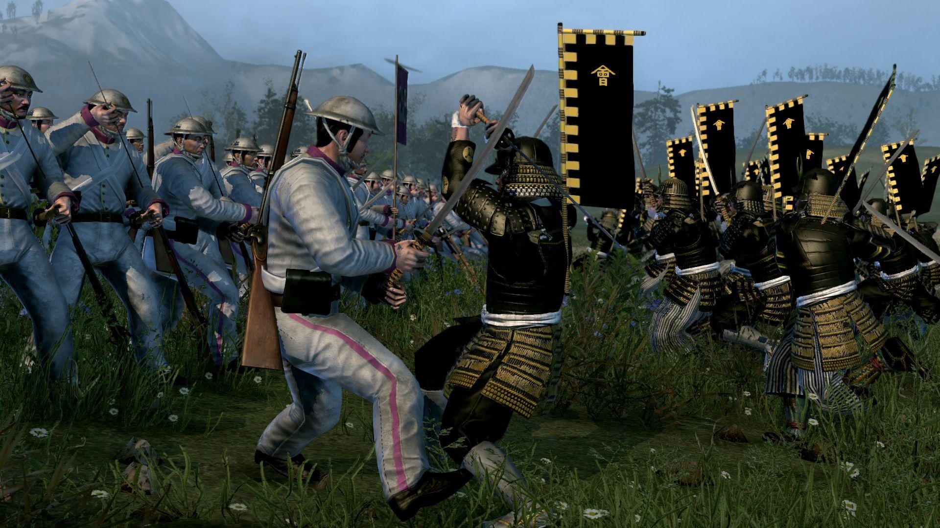 Скриншот Shogun 2: Total War - Золотое издание (2011) PC