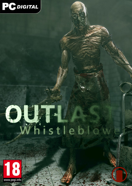 Outlast: Whistleblower (2014) PC | RePack от R.G. Механики