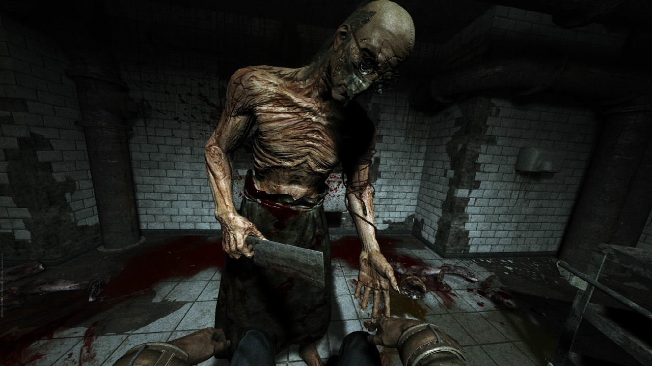 Скриншот Outlast: Whistleblower (2014) PC | RePack от R.G. Механики