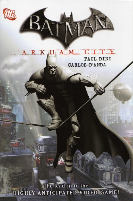 Batman: Arkham City - Game of the Year Edition (2012) PC