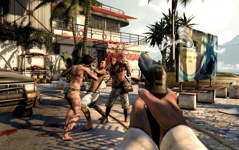 Скриншот Dead Island - Definitive Edition (2016) PC