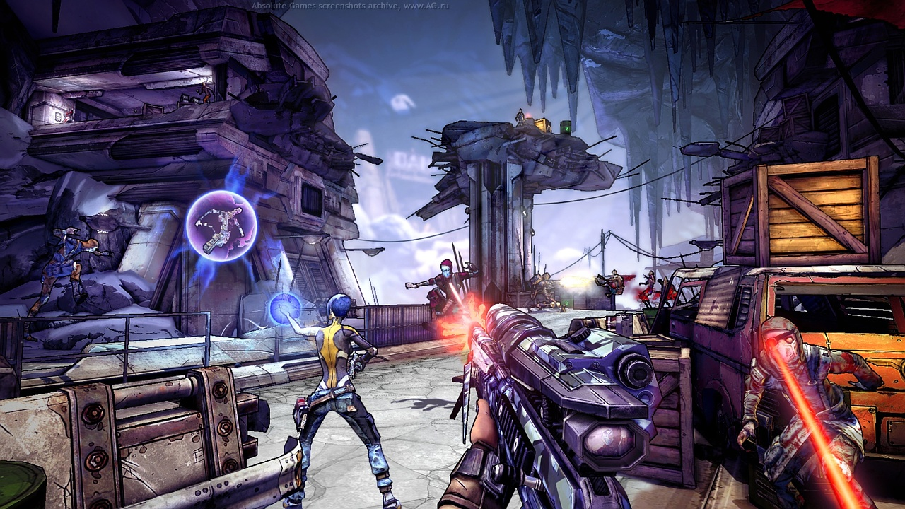 Скриншот Borderlands 2 [v 1.8.4 + 48 DLC] (2012) PC