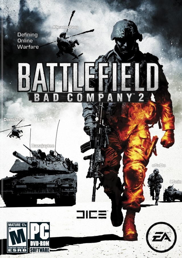 Battlefield: Bad Company 2 [Project Rome] (2010) PC