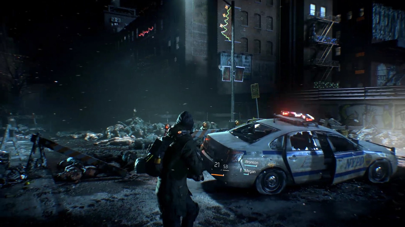 Скриншот Tom Clancy's The Division (2016) PC