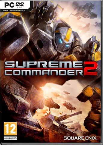 Supreme Commander 2 [v 1.250 + 1 DLC] (2010) PC