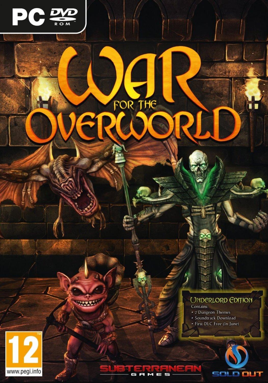War for the Overworld [v 1.4.0 + 8 DLC] (2015) PC | RePack от R.G. Механики