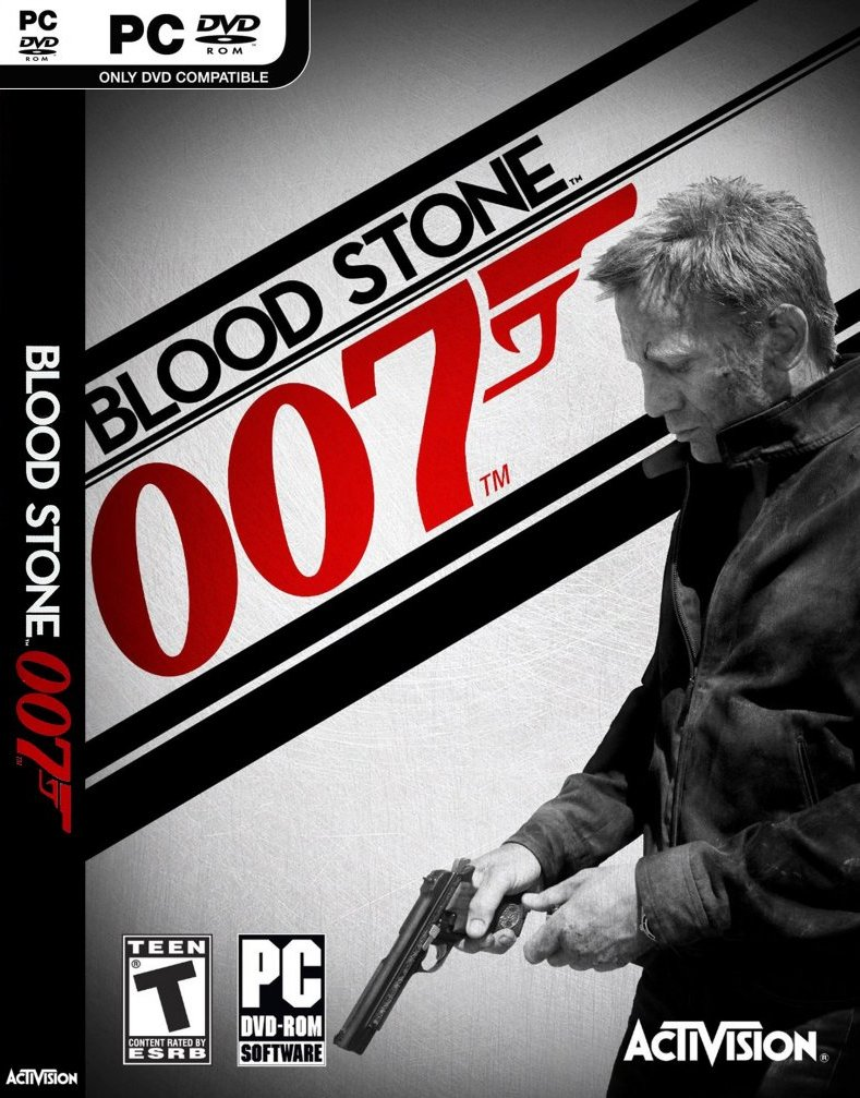 James Bond: Blood Stone (2010) PC
