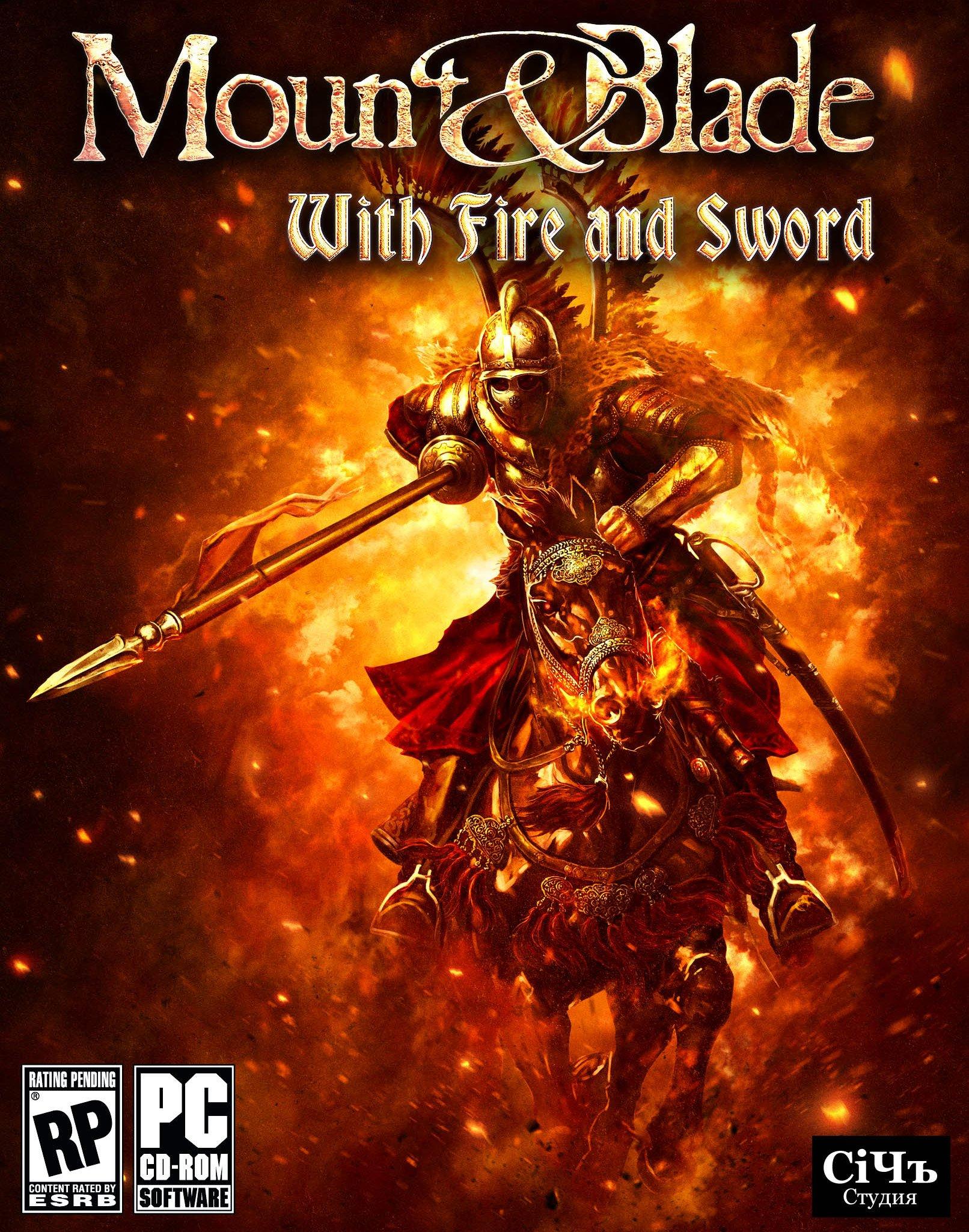 Mount & Blade: Огнём и Мечом. Великие Битвы (2010) PC