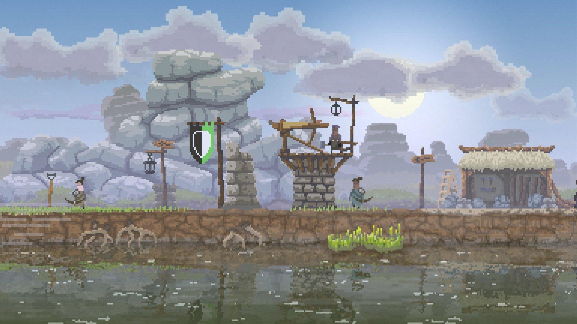 Скриншот Kingdom: New Lands [v.1.0.2] (2016) PC