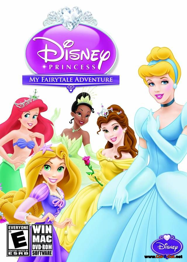 Disney Princess: My Fairytale Adventure (2012) PC
