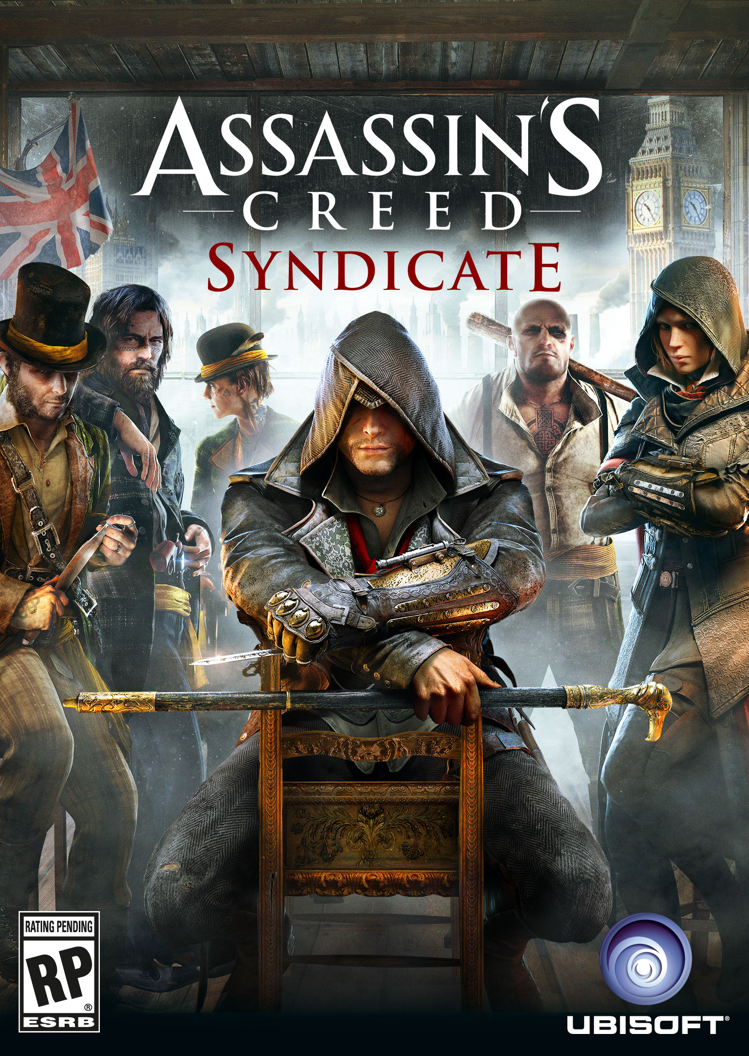 Assassin's Creed: Syndicate - Gold Edition [Update 6] (2015) PC