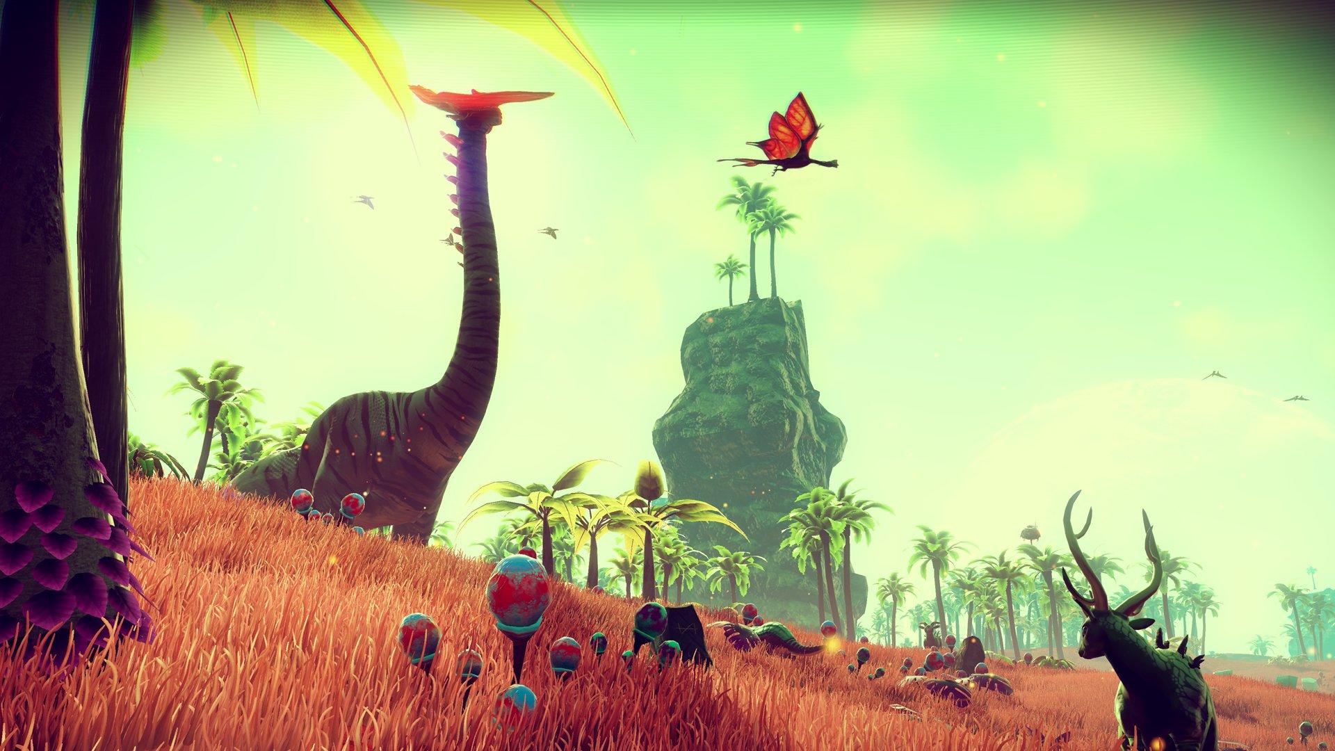 Скриншот No Man's Sky [v 1.24] (2016) PC