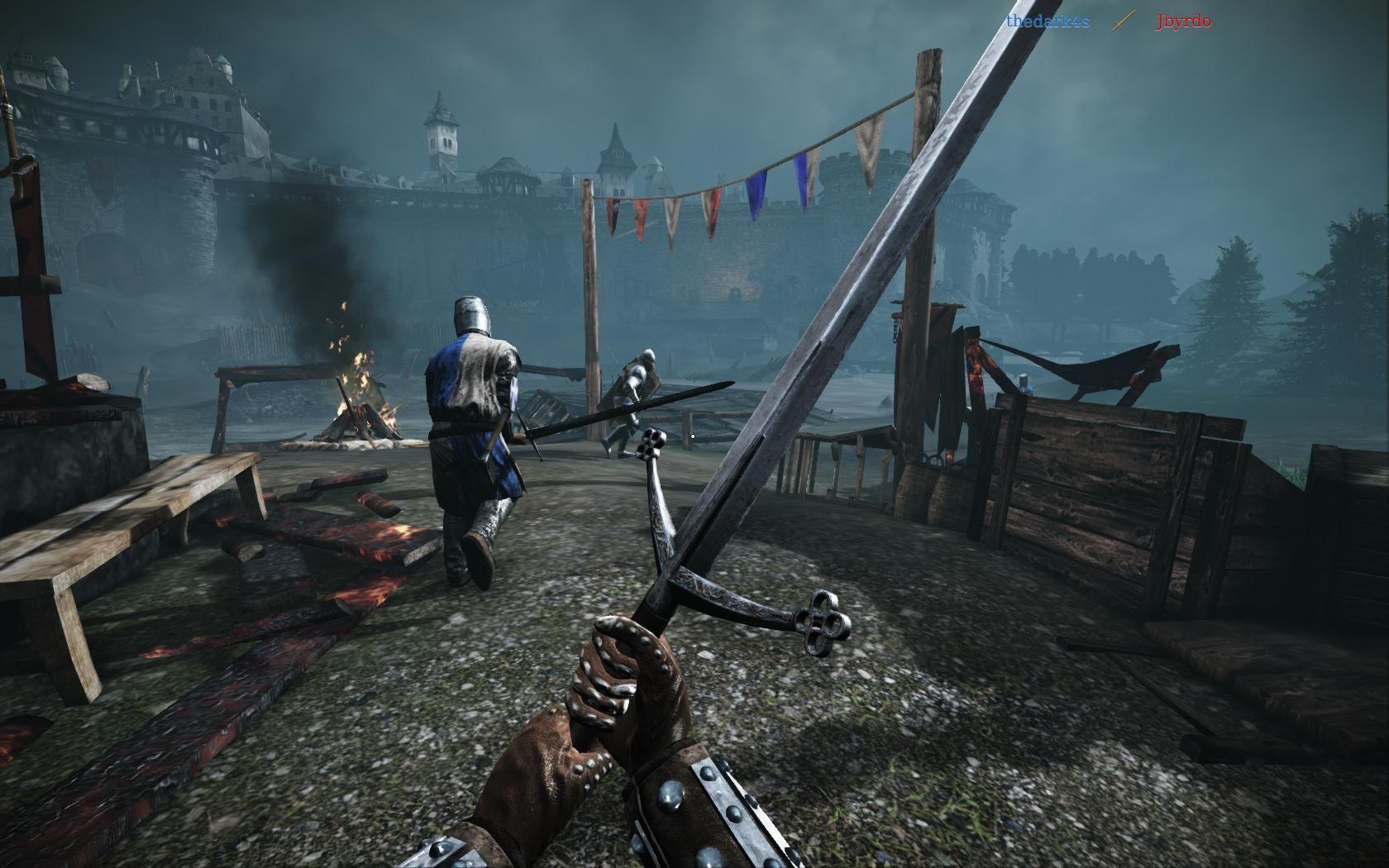 Chivalry: medieval warfare (2012) скачать бесплатно игру через.