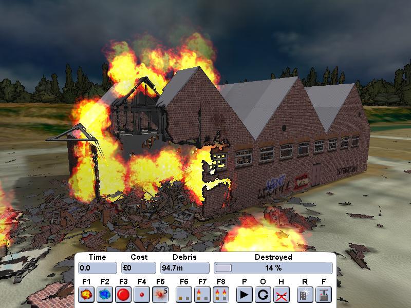 Detonate скачать игру через торрент