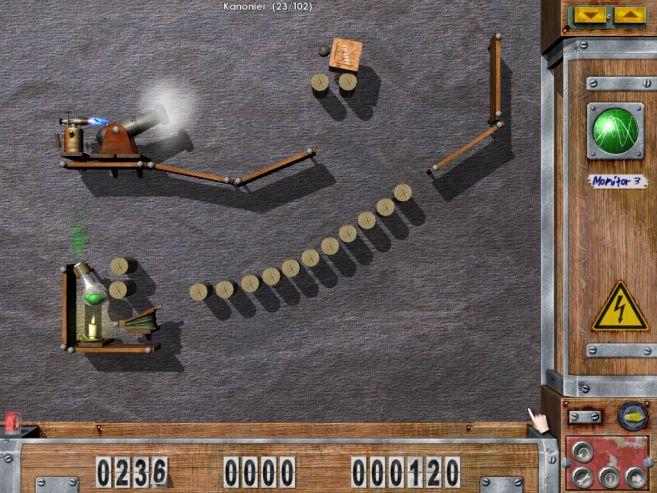 Скриншот Заработало! [5 в 1] / Crazy Machines [5 in 1] (2005-2008) PC